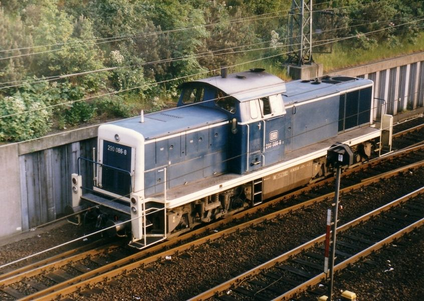 Picture Gallery Directory Pix De Diesel Shunter 290