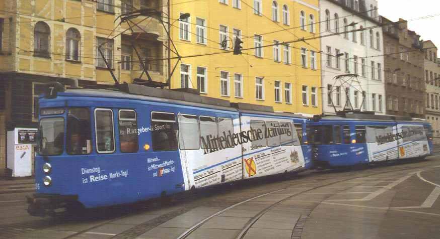 Picture gallery directory pix de trams halle gt4 for Depot esslingen