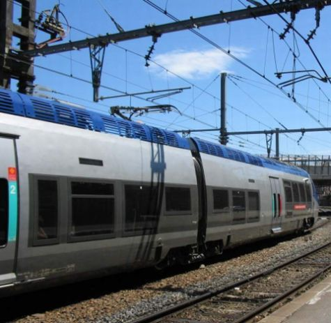 Picture gallery directory pix fr electric emu b81500 for Ter toulouse