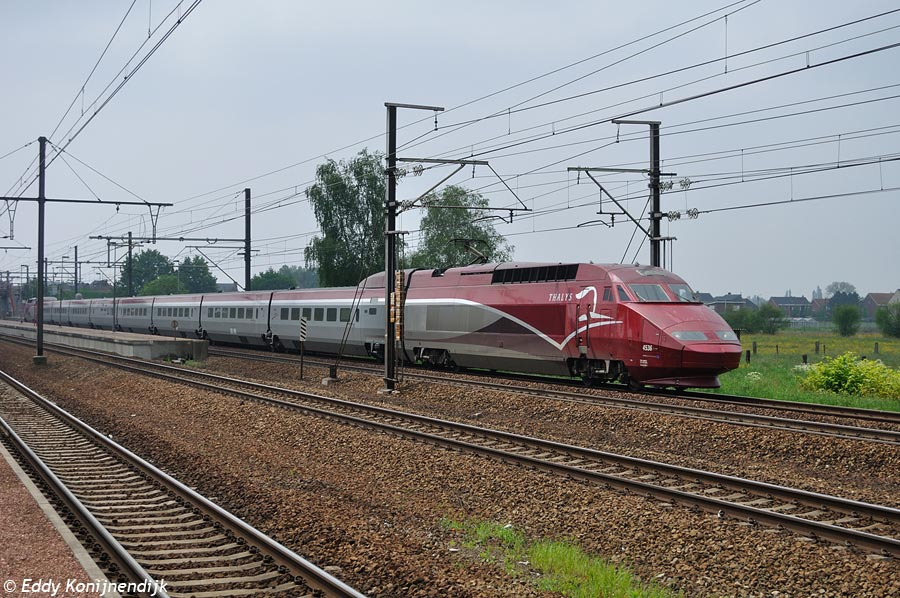 picture gallery directory pix fr electric emu tgv thalys pba belgium misc. Black Bedroom Furniture Sets. Home Design Ideas