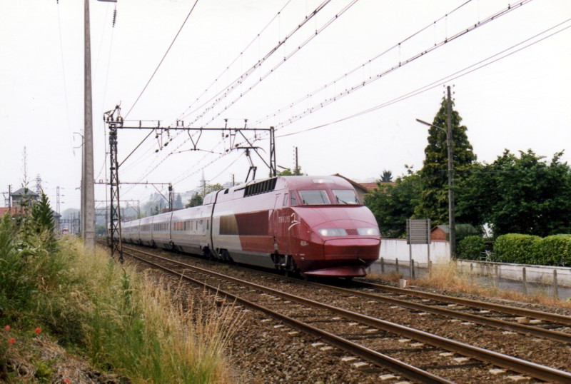picture gallery directory pix fr electric emu tgv thalys pba france misc. Black Bedroom Furniture Sets. Home Design Ideas