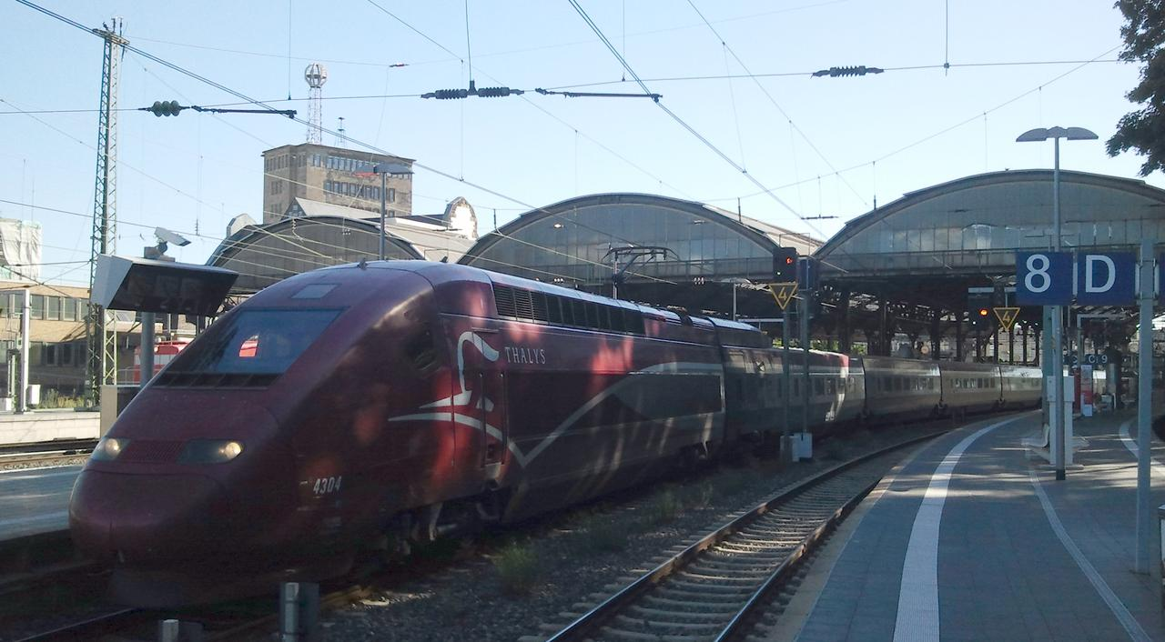 picture gallery directory pix fr electric emu tgv thalys pbka aachen. Black Bedroom Furniture Sets. Home Design Ideas