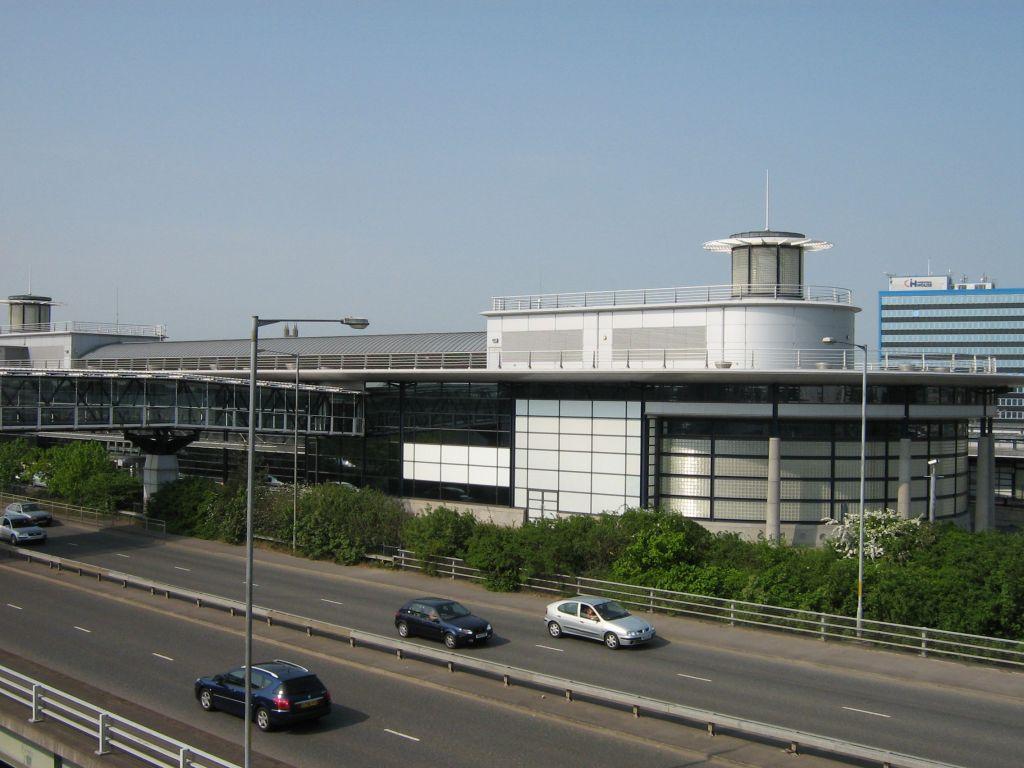 Eurostar Car Park Ashford International Station