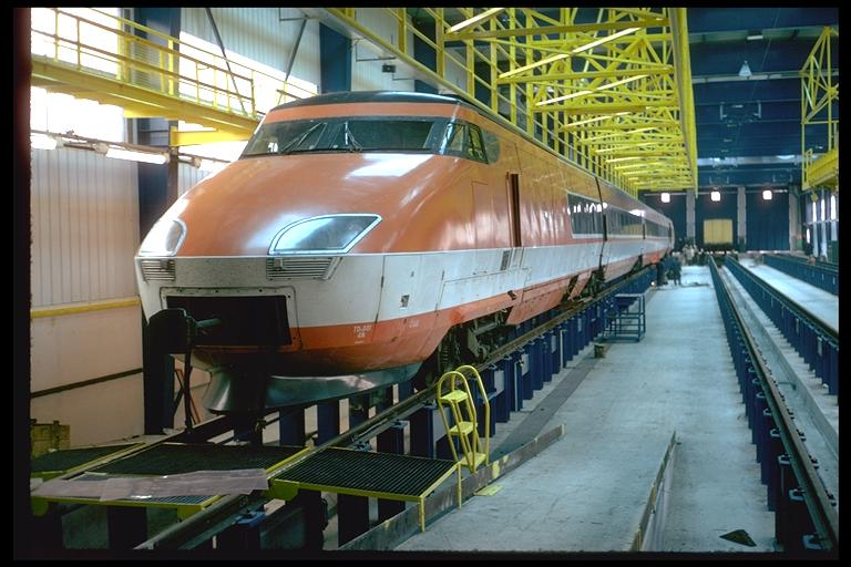 tgv history This is an updated article written by michael bunn, who gave a talk to the society  in november 2014 we are grateful for permission to post it.