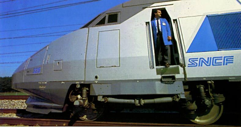 Tgvweb Preparation Of Record Tgv Trainset 325